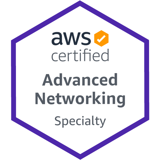 boost salary with AWS Advanced Networking