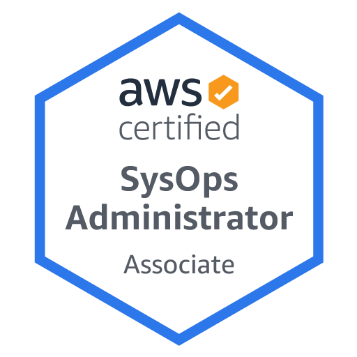 100% pass AWS SysOps Administrator without exam or training