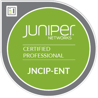 buy it cert online Juniper JNCIP-ENT