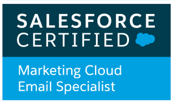 buy Salesforce Certified Marketing Cloud Email Specialist certification