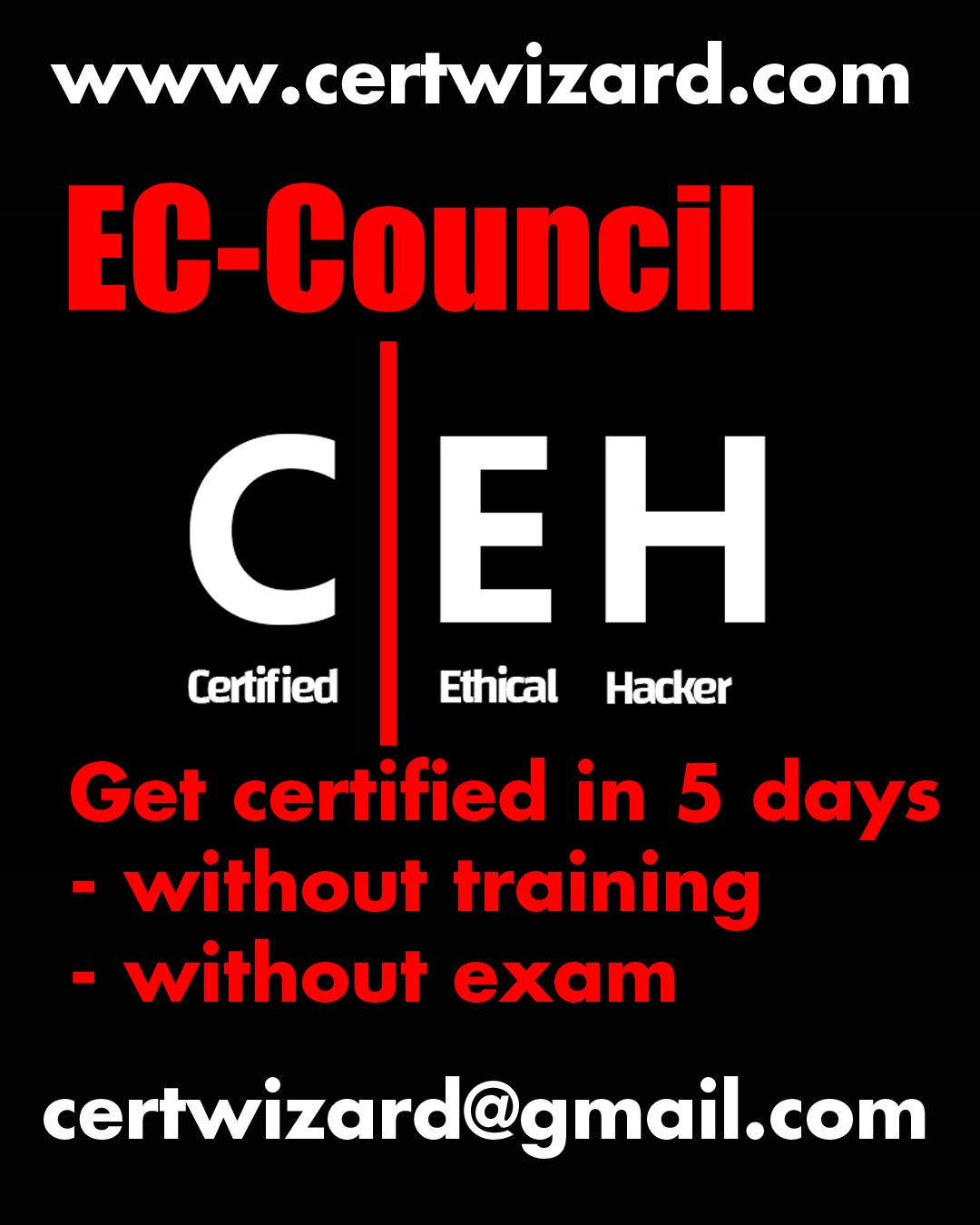 Buy CEH certification