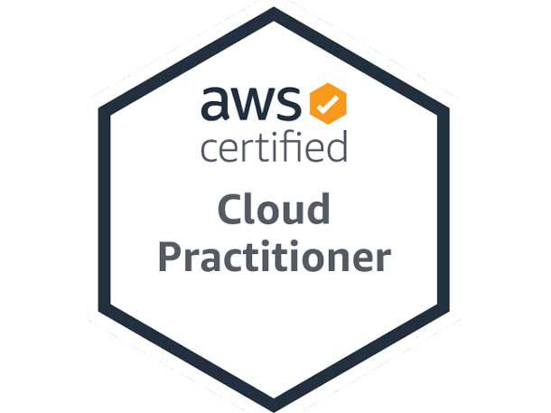 buy AWS Cloud Practitioner certificate