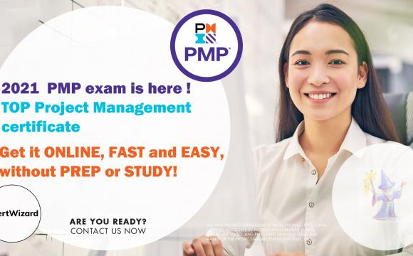 2021 PMP exam without prep or study FAST and SIMPLE